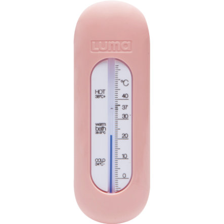 Luma® Babycare Thermomètre de bain,  rose