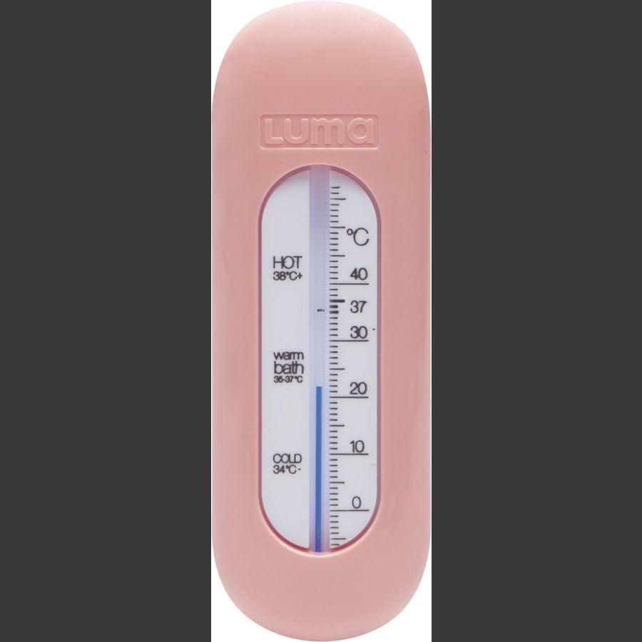 Luma® Babycare teploměr do vaničky, vzor: Cloud Pink