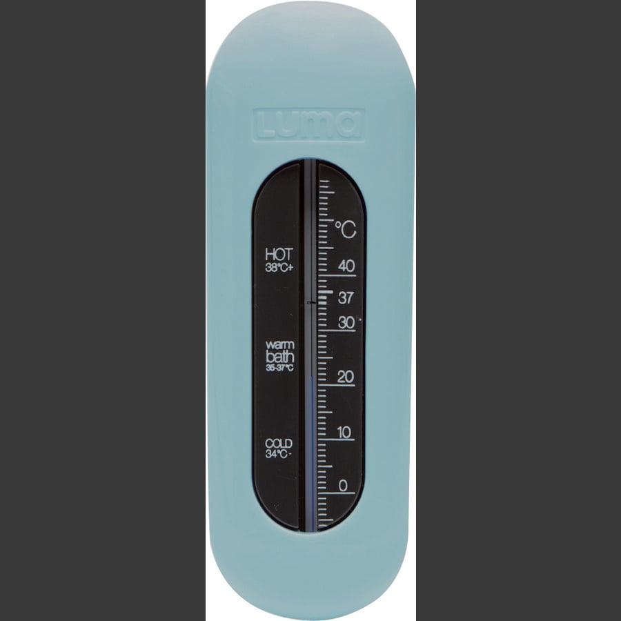 Luma® Babycare Badethermometer Silt Green