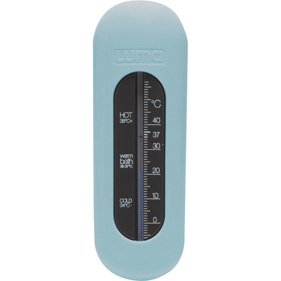 Luma® Babycare Termómetro de baño Diseño: Silt verde