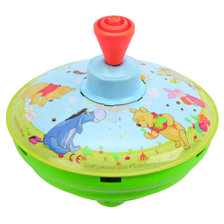 Bolz® Hum spinnetopp Disney - Pieoen Winnie, 13 cm