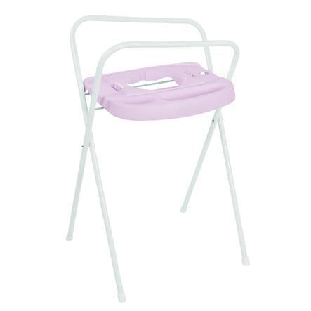 bébé-jou® Support de baignoire bébé Click Blush Baby Party pink 98cm