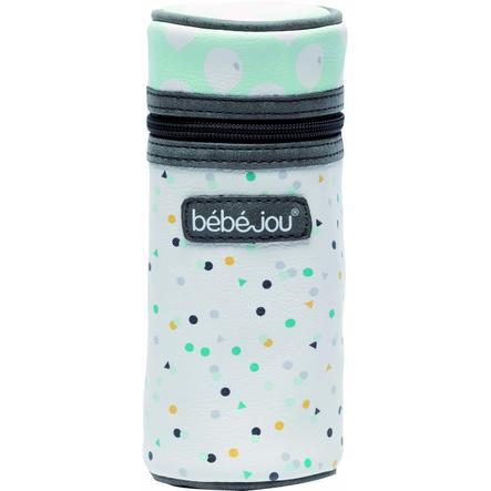 bébé-jou® Flessentas Design: Confetti Party in Florida Mint