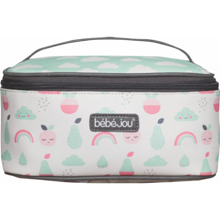 bébé-jou® Beautycase Blush Baby Flamingo Pink