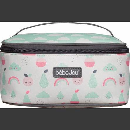 bébé-jou® Kosmetická taštička Design: Blush Baby in Flamingo Pink