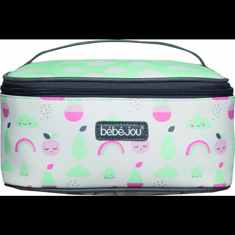 bébé-jou® BeautycaseDesign: Blush Baby in Flamingo Pink