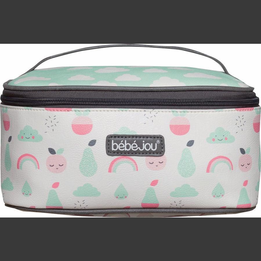 bébé-jou® Neceser Diseño: Blush Baby en rosa flamenco