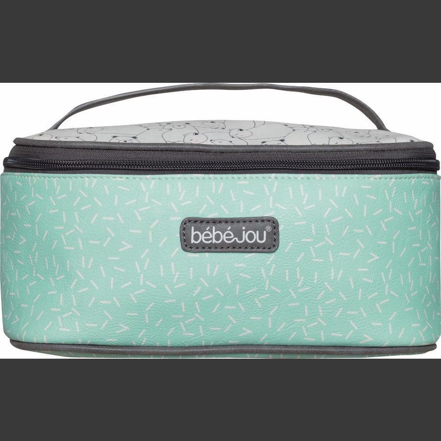 bébé-jou® Beautycase Bo & Bing mint