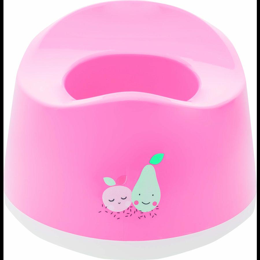 bébé-jou® nočník: Blush Baby Flamingo Pink