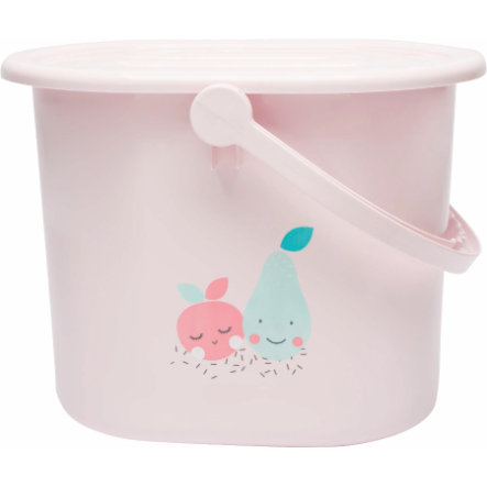 bébé-jou® Kyblík na pleny Blush Baby, pink