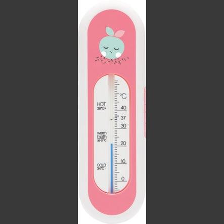 bébé-jou® Termómetro de baño Diseño: Blush Baby en rosa flamenco