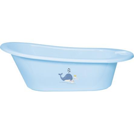 bébé-jou® Badewanne Click Wally Whale blau