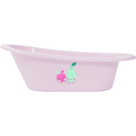 bébé-jou® Bañera infantil Click Blush Baby rosa