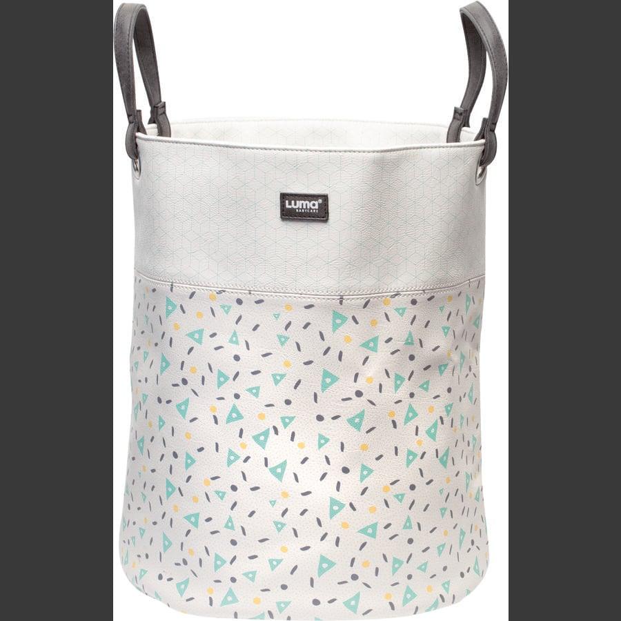 LUMA® Babycare Lelukori, Shapes Mint middle