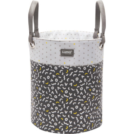 Luma® Babycare Opbevaringspose design: Memphis Grey large