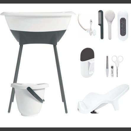 Luma® Babycare Kit de bain enfant,  blanc