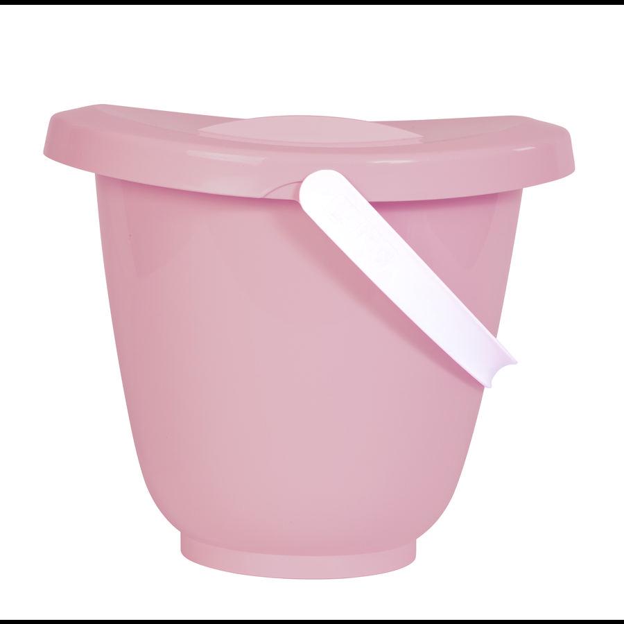Luma® Babycare Papelera para pañales Design: Cloud Pink