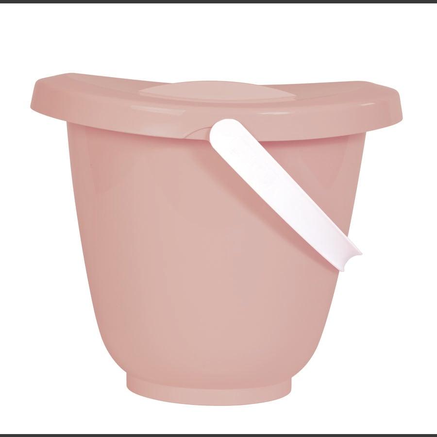 Luma® Babycare Poubelle à couches,  rose