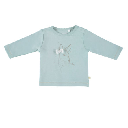 STACCATO Shirt met lange mouwen donker mint