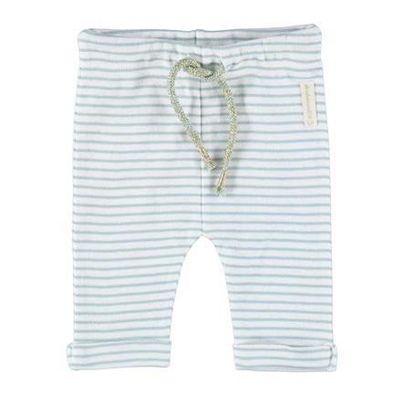 STACCATO Pantalones con rayas de menta