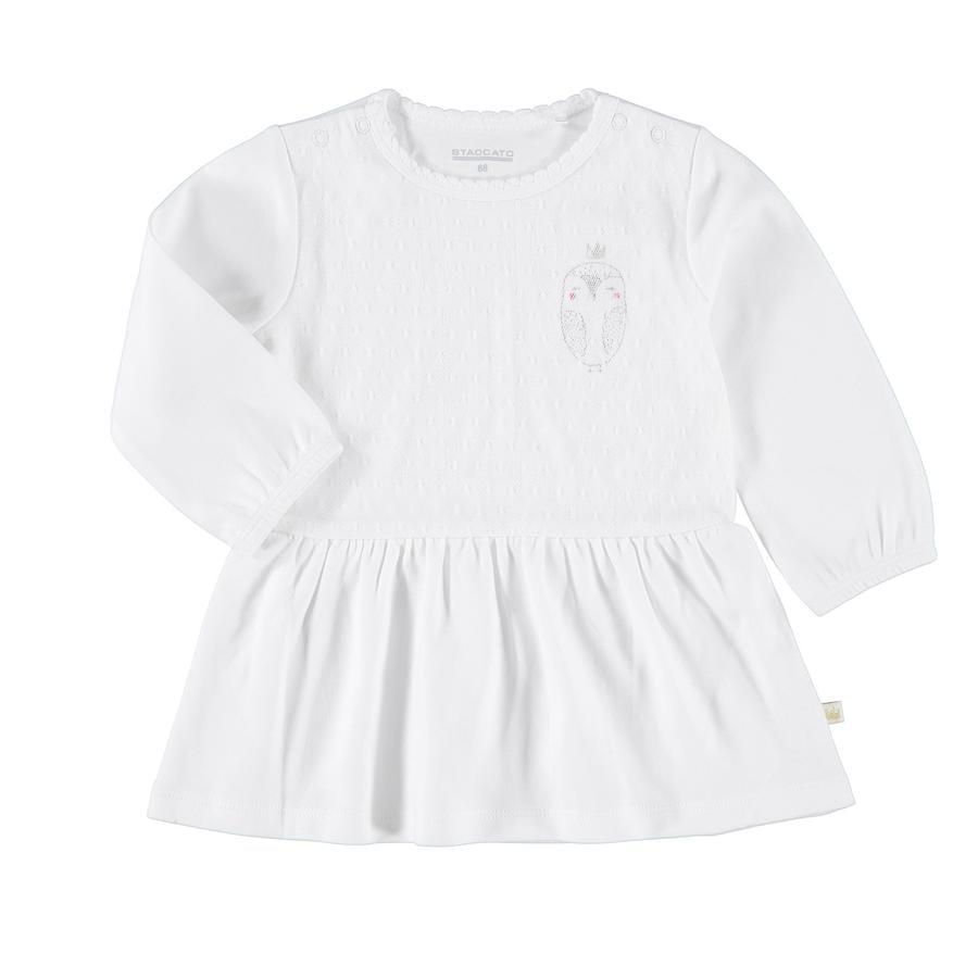 STACCATO Shirt met lange mouwen warm wit