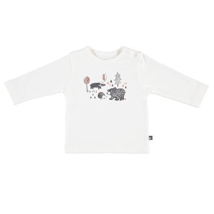 STACCATO Langarmshirt warm white