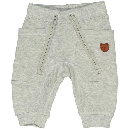 STACCATO Sweatpants grijs gemêleerd netjes gemêleerd grijs