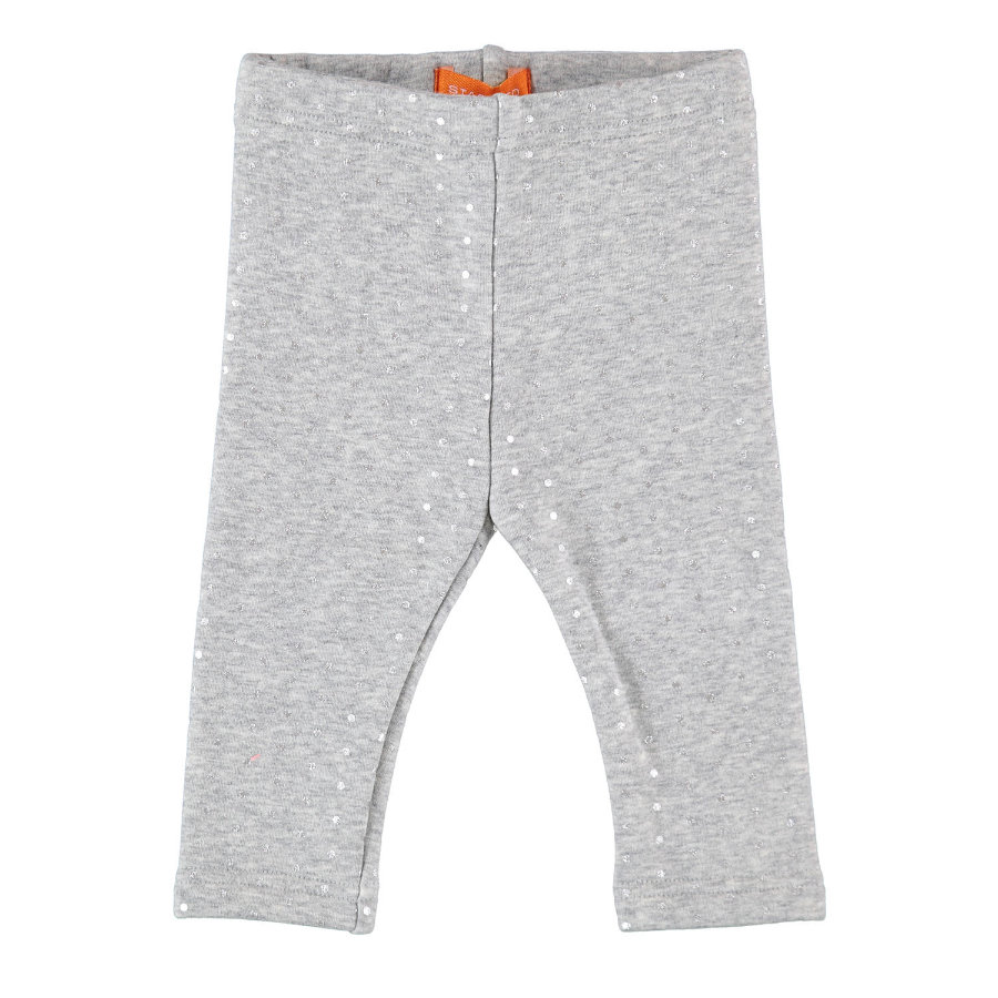 STACCATO Girls Termoleggings mid grey melange