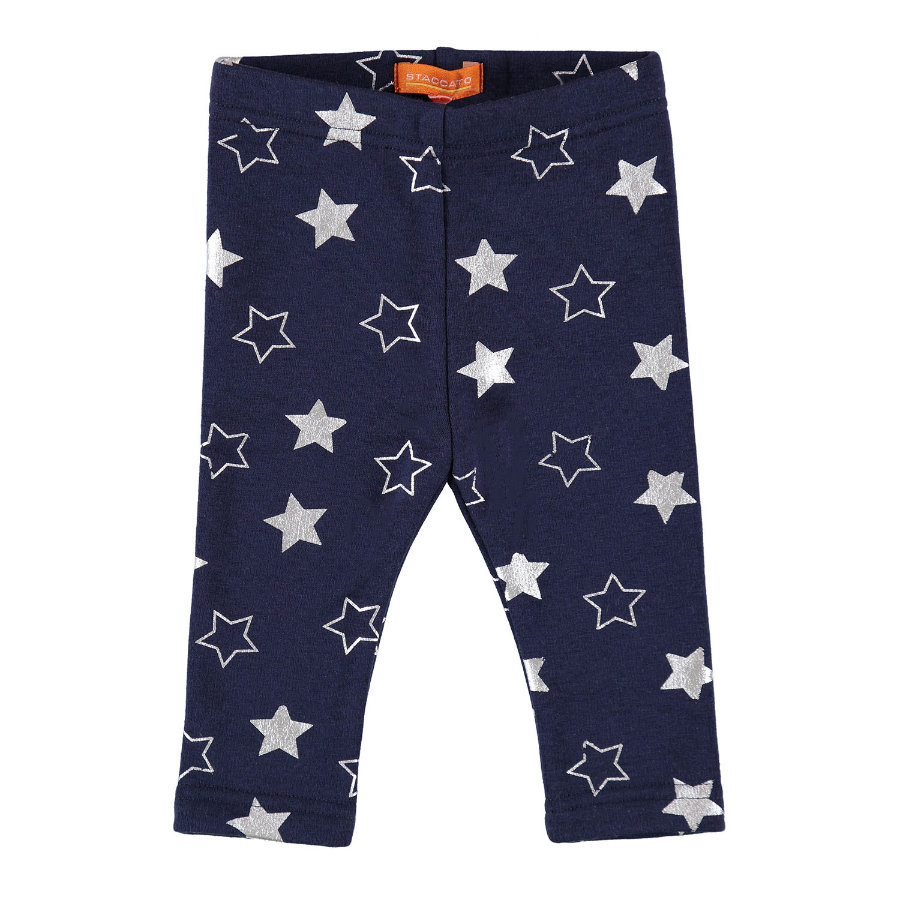 STACCATO Girls Thermo - Leggings deep blue