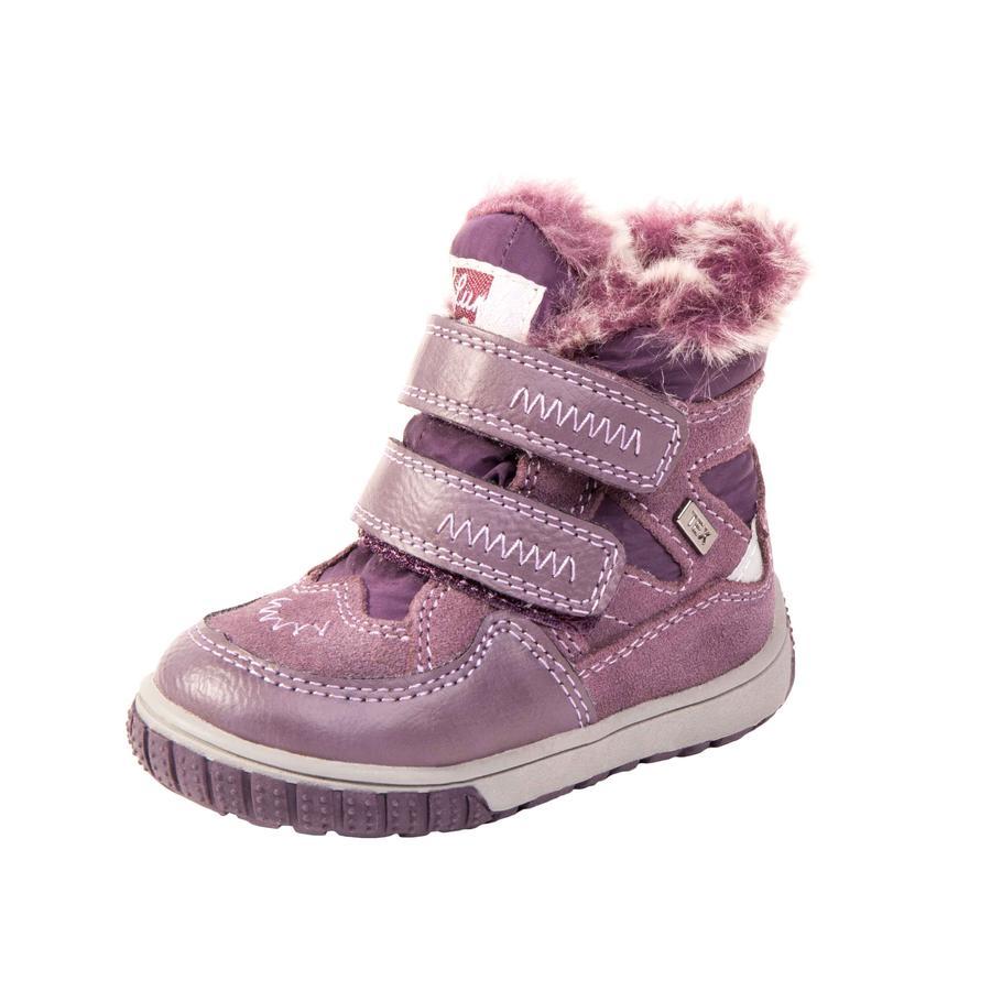 Lurchi Girl s Bottes pour enfants Jaufen-Tex violet (moyen)