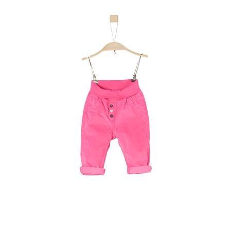 s.Oliver Girl s Corduroy broek roze