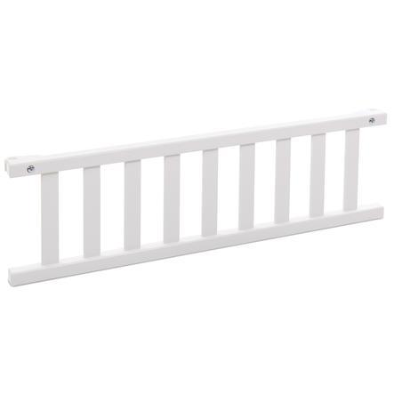 babybay Barierka do łóżeczka Maxi Advance, biały