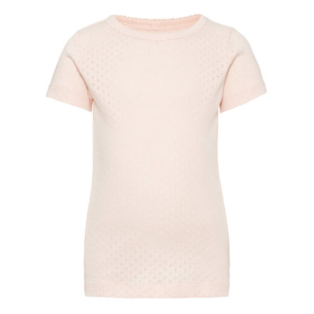 name it Girl s Cornouiller T-Shirt Vitte rose