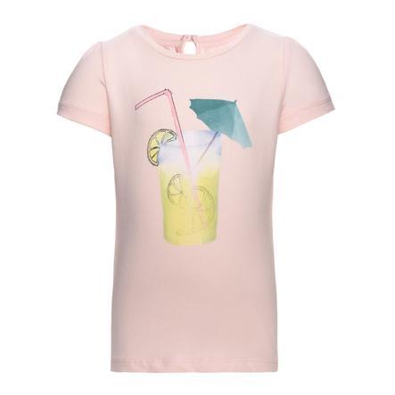 name it Girl s T-Shirt Cornouiller rose terne