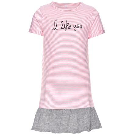 NAME IT tyttöjen Dress Jump flamingo pinkki