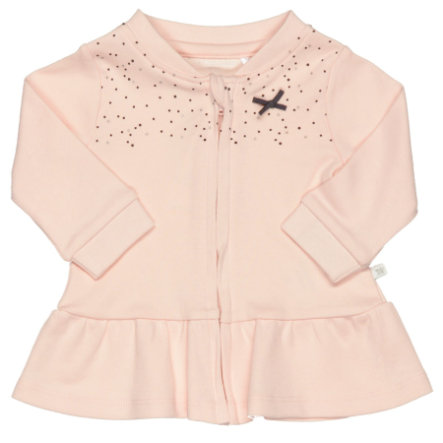 STACCATO Girls Sweatjacke rosa