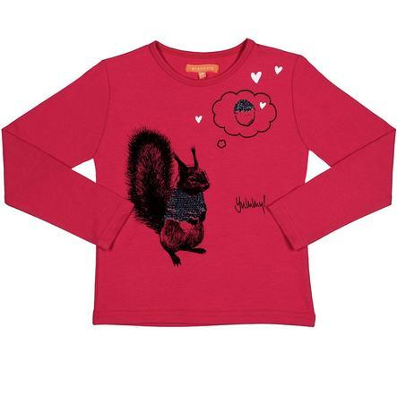 STACCATO Girl s koszula z długim rękawem rasberry