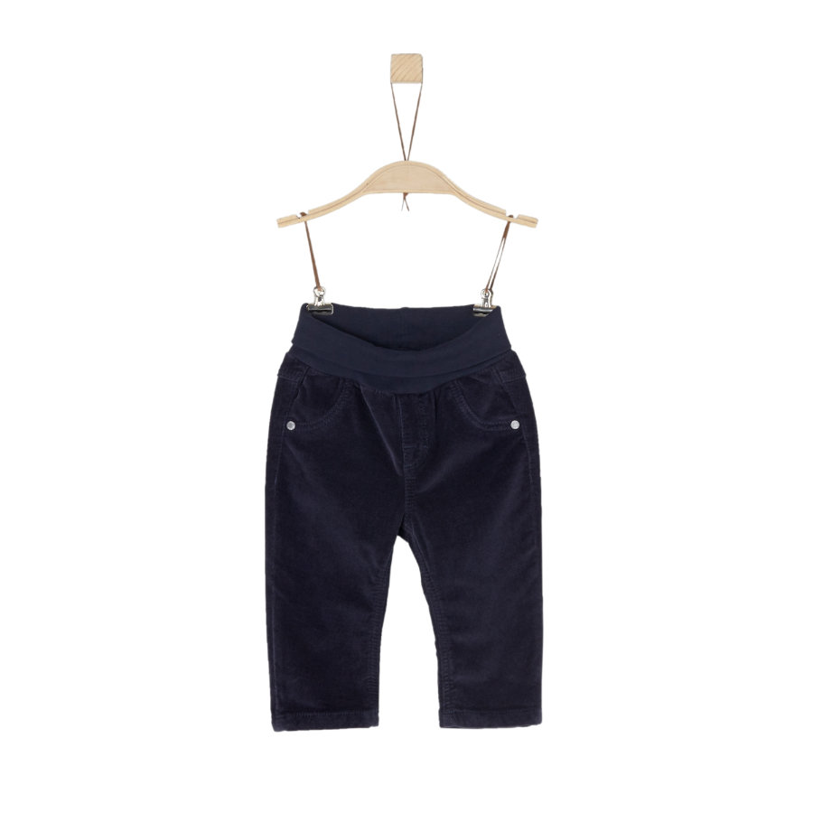 s.Oliver Boys Cordhose dark blue