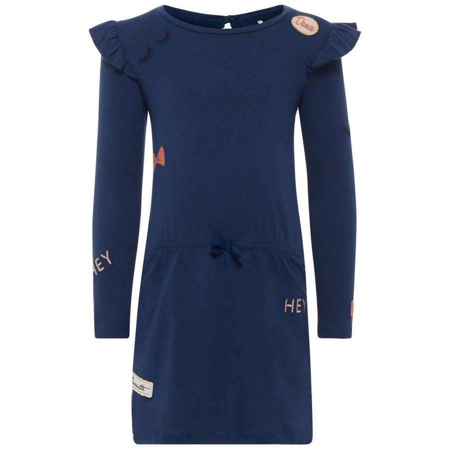 NAME IT tyttöjen Dress Etbissa dress blues