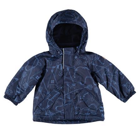 reima vinterjacka Olki marinblå