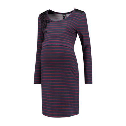 LOVE2WAIT Stillkleid Striped Navy