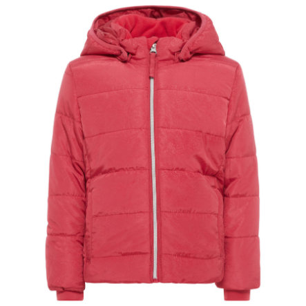name it Girls Jacke Mit Raspberry Wine