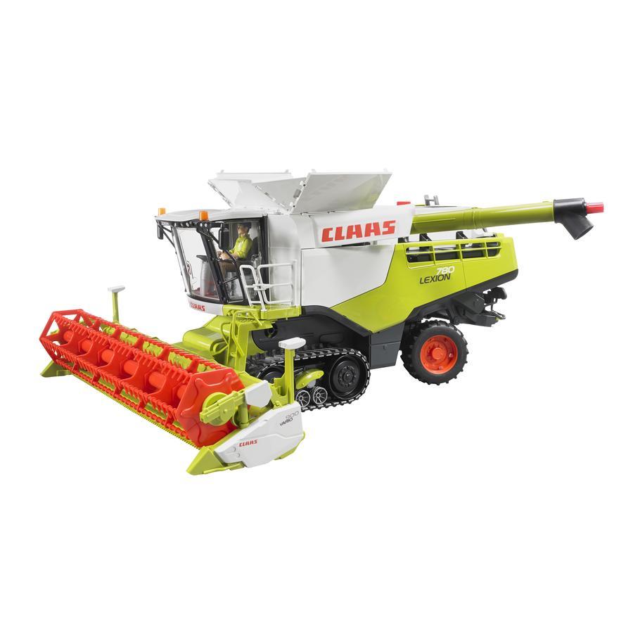 BRUDER® Claas Lexion 780 Terra Trac Combine Harvester 02119