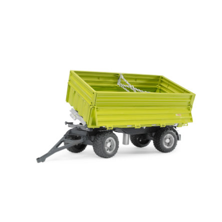 BRUDER® Fliegl Three-Way Dumper with Removeable Top 02203