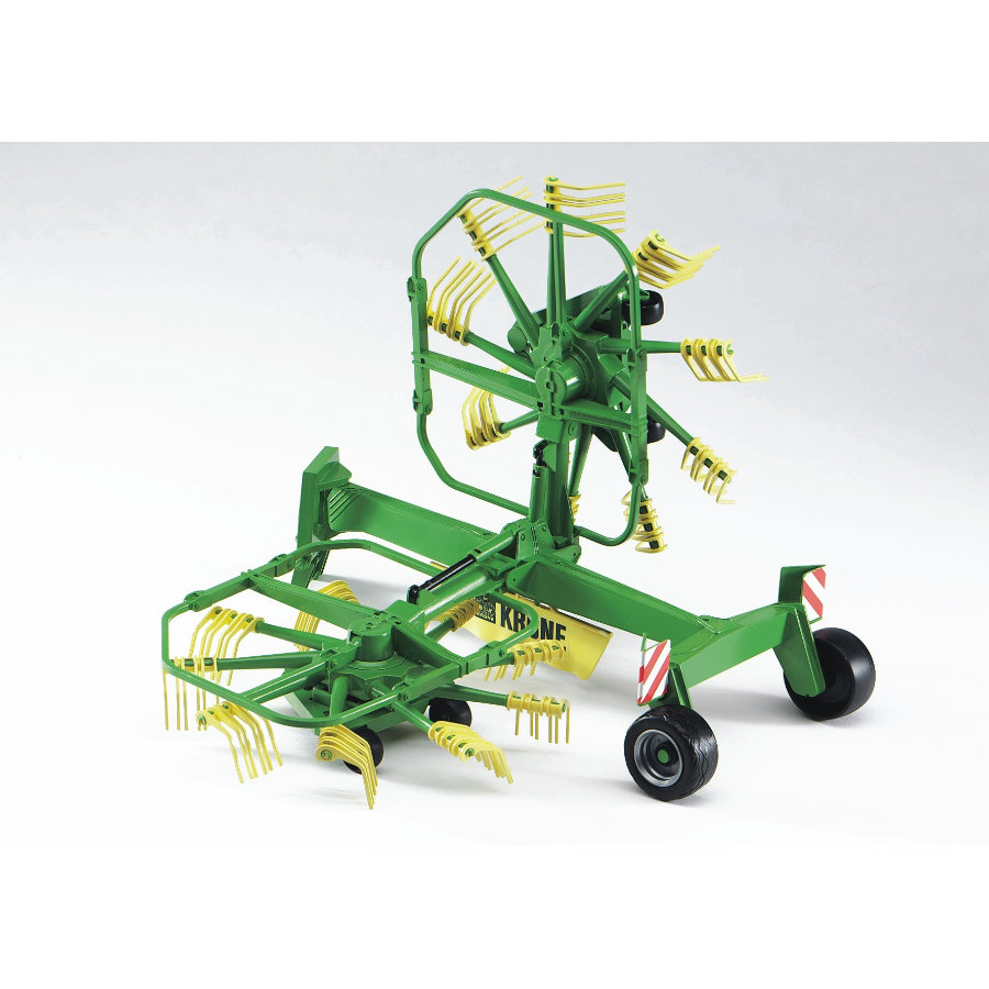 BRUDER® Krone Dual Rotary Swath Windrower 02216