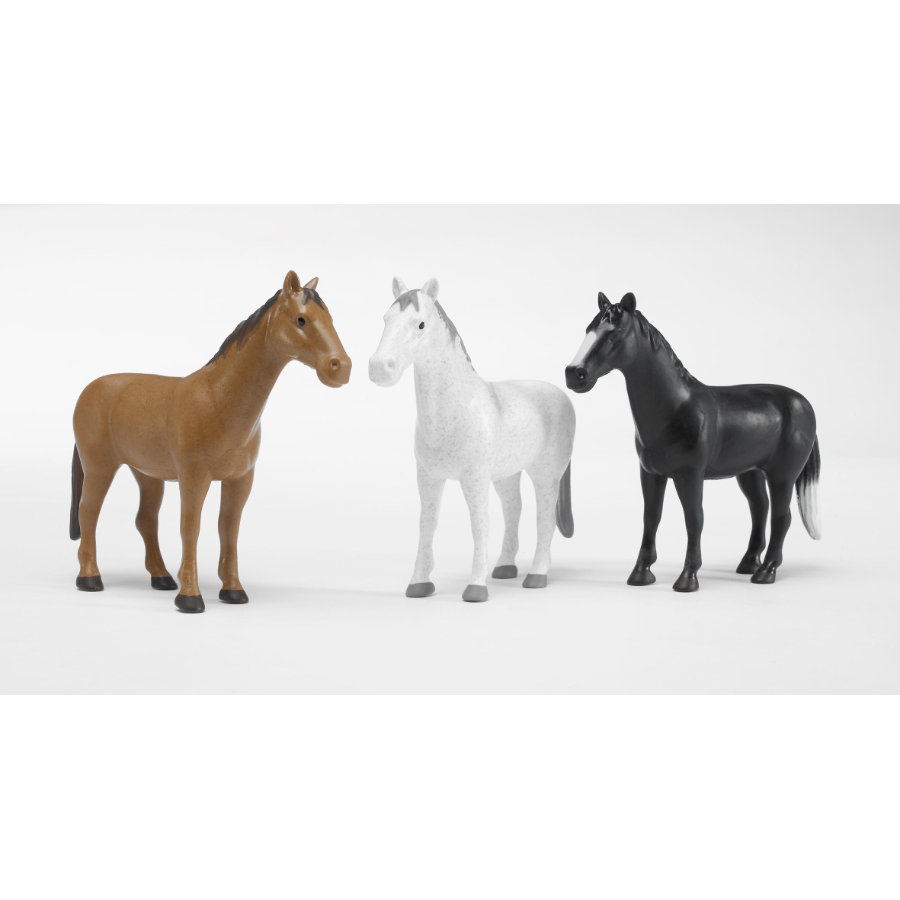 BRUDER® Kůň (3 barevný sortiment) 02306