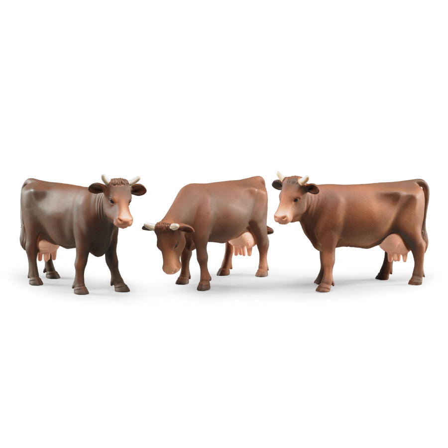 BRUDER® Cow (Head Right, Head Down or Head Left) 02308