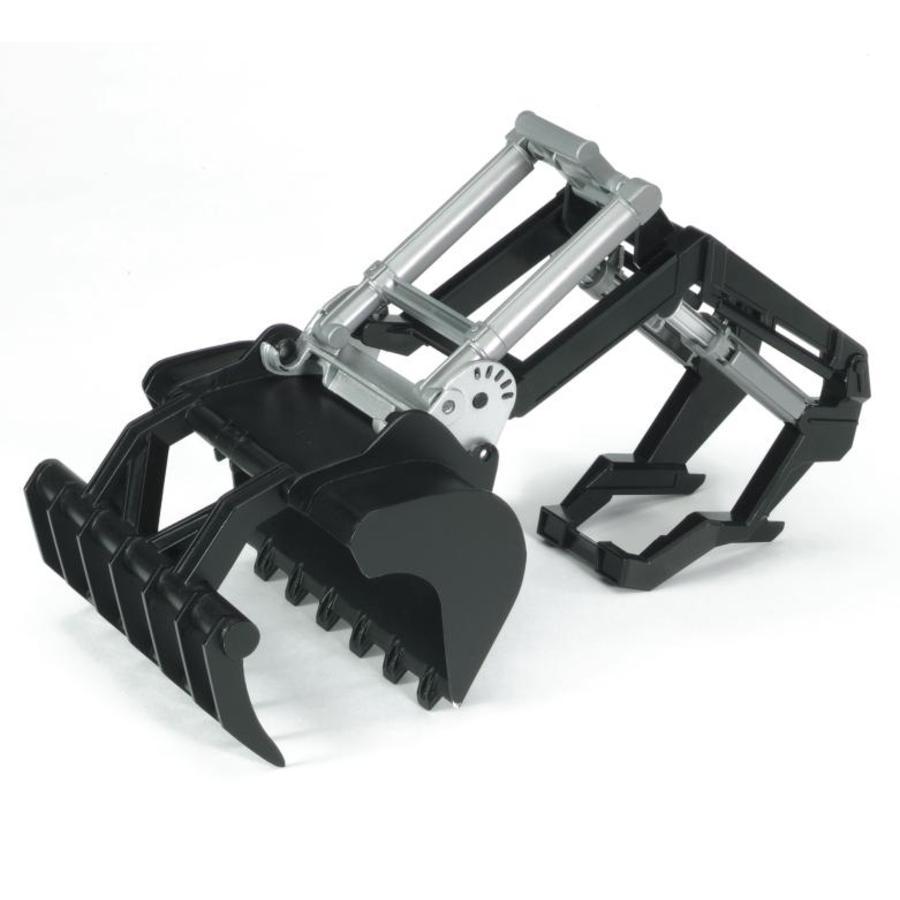BRUDER® Frontloader for Tractor 02317