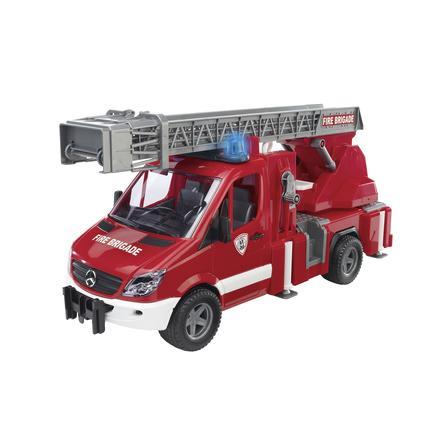 BRUDER® Mercedes Benz Sprinter požární se žebříkem 02532