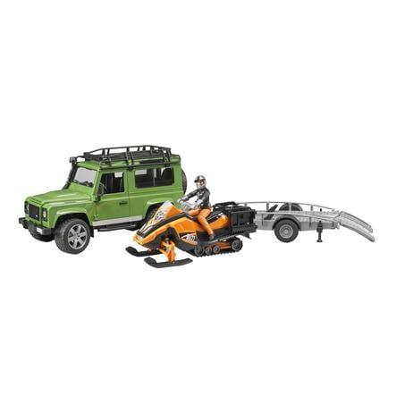 BRUDER® Land Rover 02594